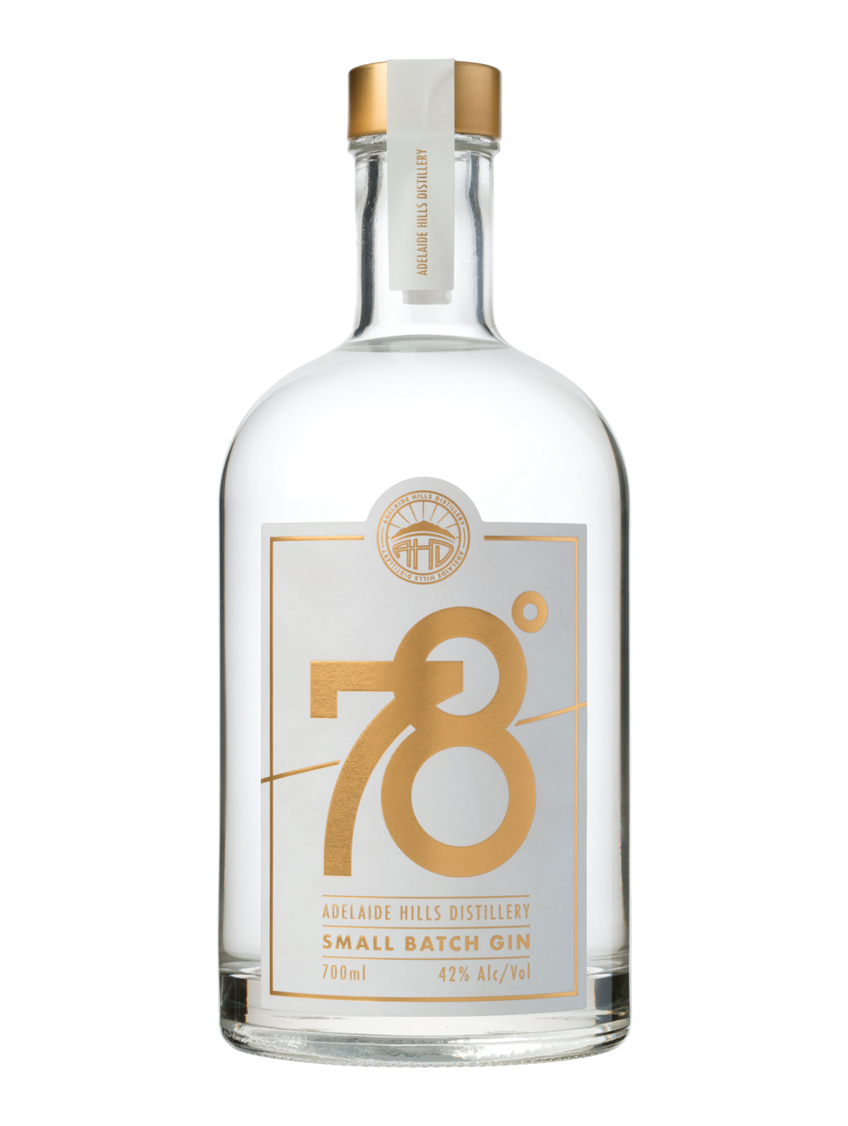 Adelaide Hills Distillery 78° Small Batch Gin