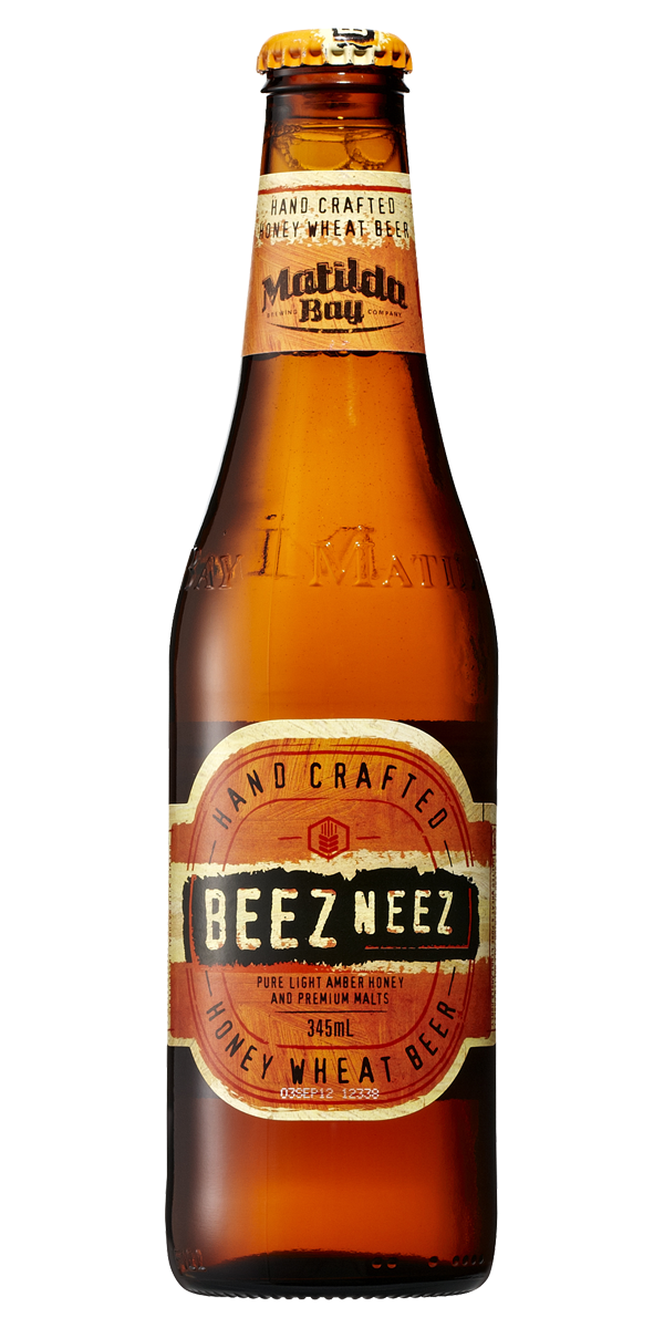 Beez Neez Honey Beer