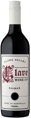 Clare Valley Wine Co.Shiraz