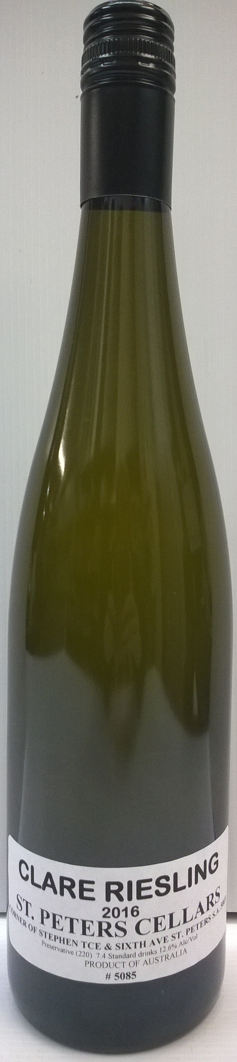 Cleanskin Clare Riesling