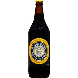Coopers Stout Bottle 750ml