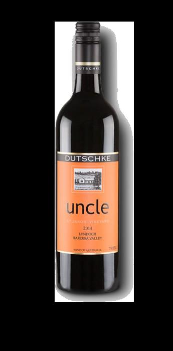 Dutschke Uncle Red
