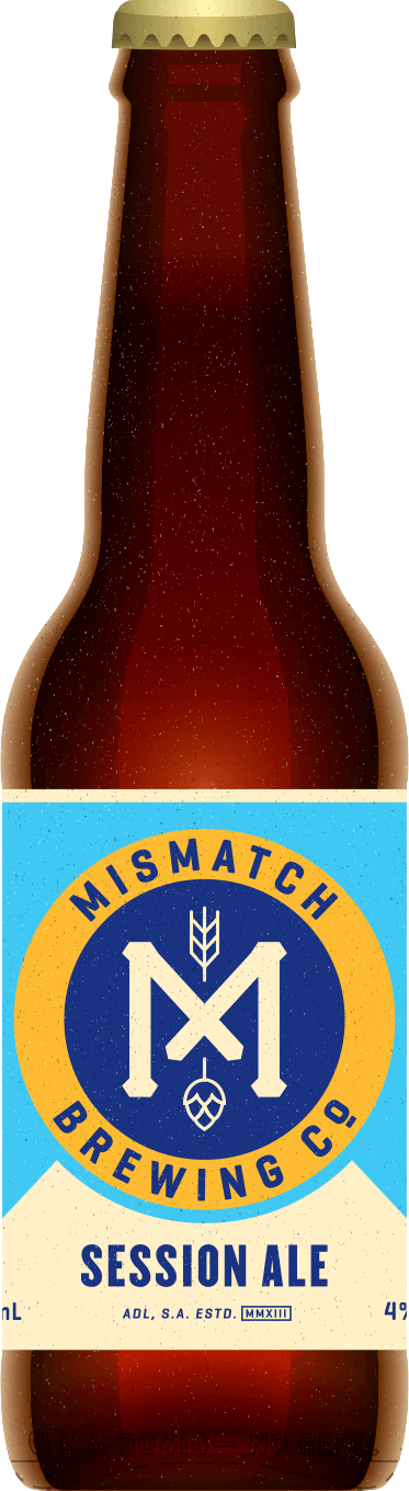 Mismatch Session Ale 330ml