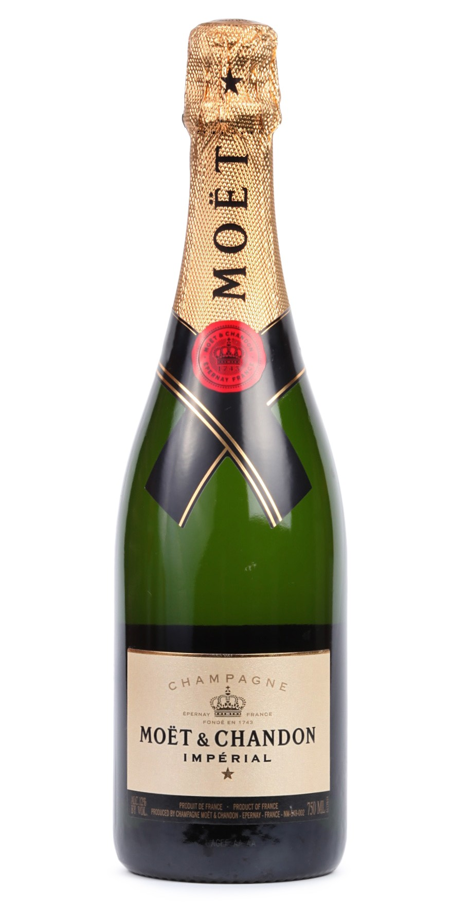 Moet Chandon Brut Nv 750ml