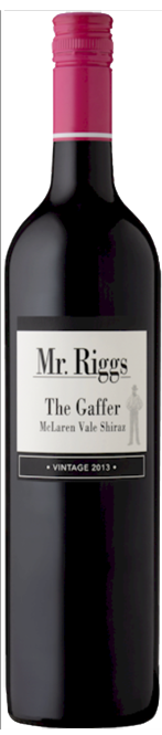 Mr Riggs The Gaffer Shiraz