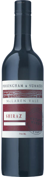 Possingham & Summers Shiraz