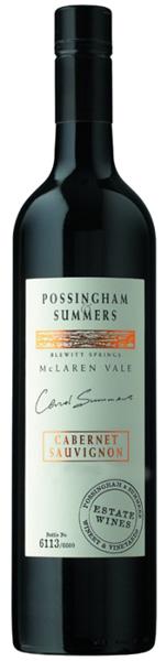 Possingham & Summers Reserve Cabernet Sauvignon