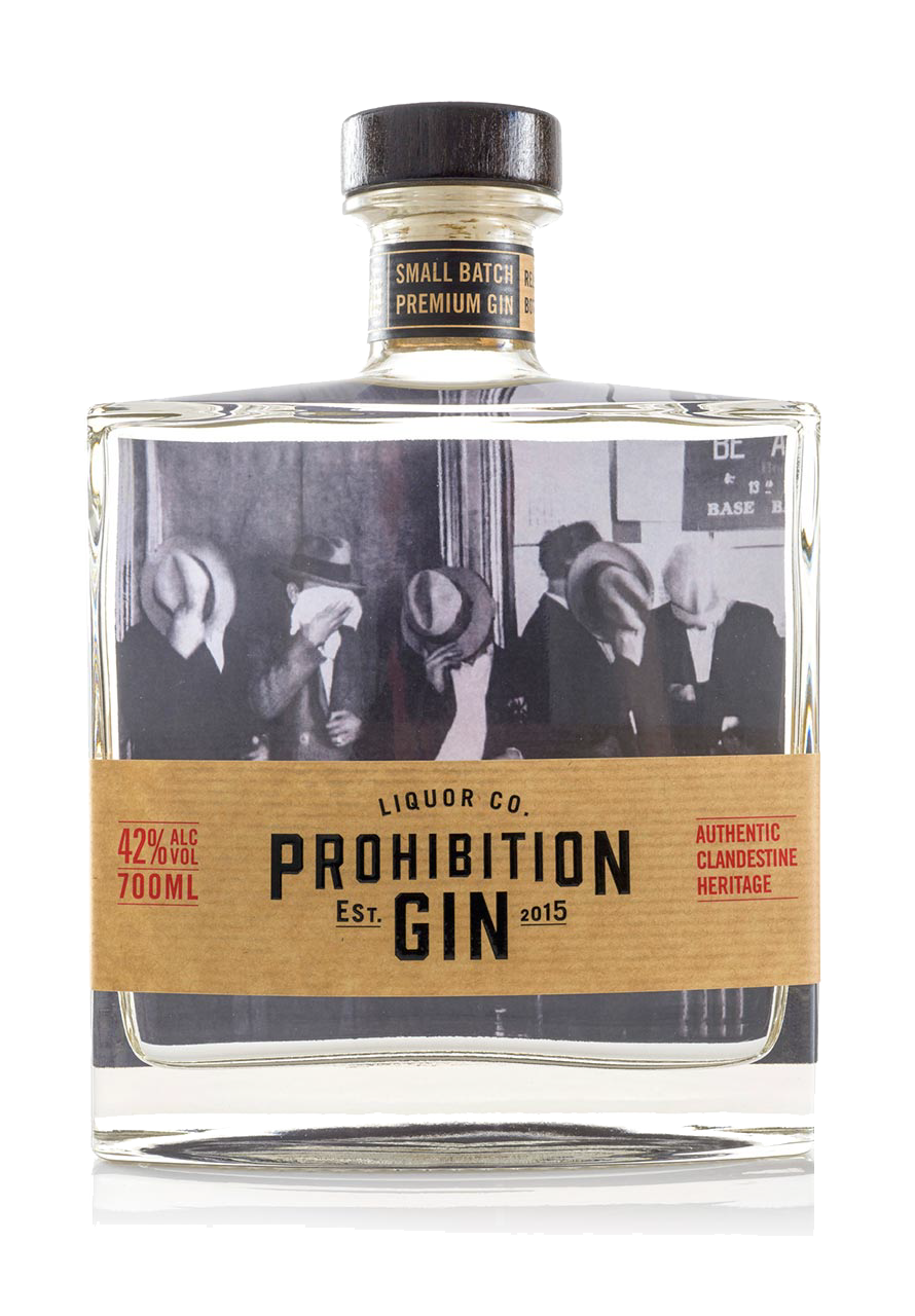 Prohibition Gin 700ml